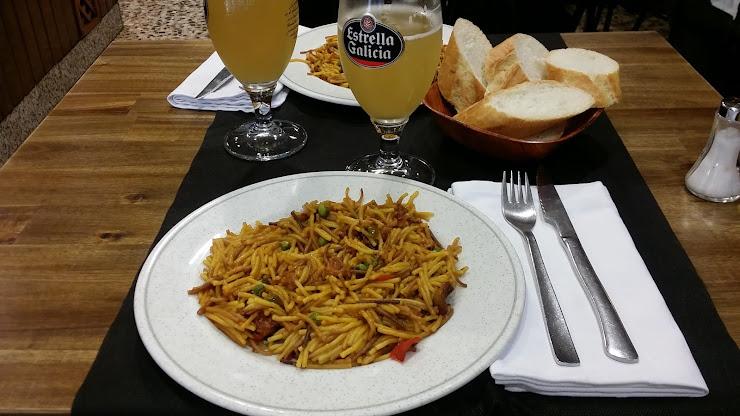 Restaurante Escairon Carrer d'En Fontrodona, 5, 08004 Barcelona