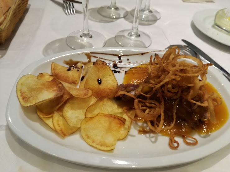 Restaurant El Nus Rambla de la Pau, 71, 08800 Vilanova i la Geltrú, Barcelona