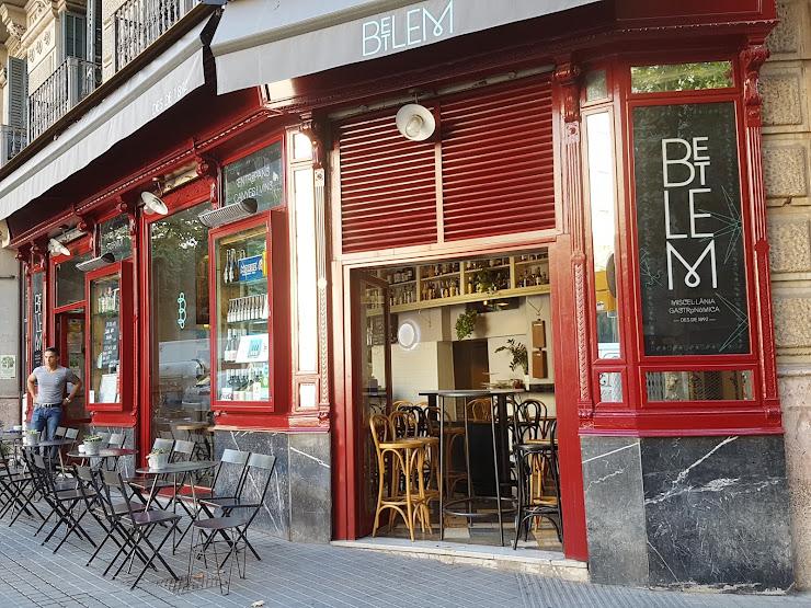 Betlem - Miscel·lània Gastronòmica Carrer de Girona, 70, 08009 Barcelona