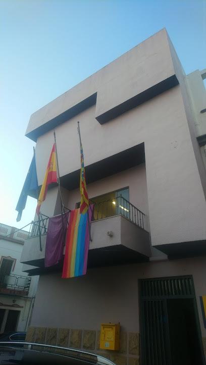 Ajuntament d'Alcàntera de Xúquer