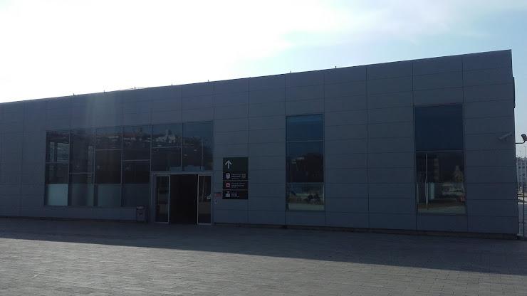 Estación de Autobuses de Gerona Plaça Espanya, s/n, 17002 Girona