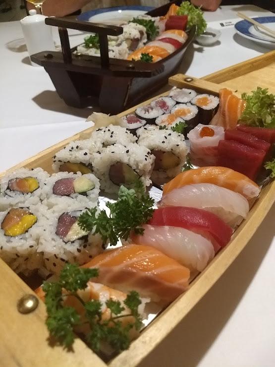 Sushi Kimura Restaurant japonés Carrer del Doctor Barraquer, 16, 08750 Molins de Rei, Barcelona