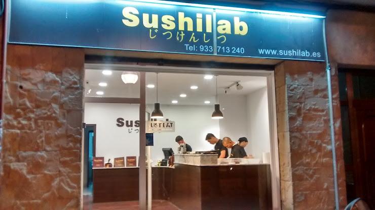 Restaurante Sushi Lab Av. de Cornellà, 22, 08950 Esplugues de Llobregat, Barcelona