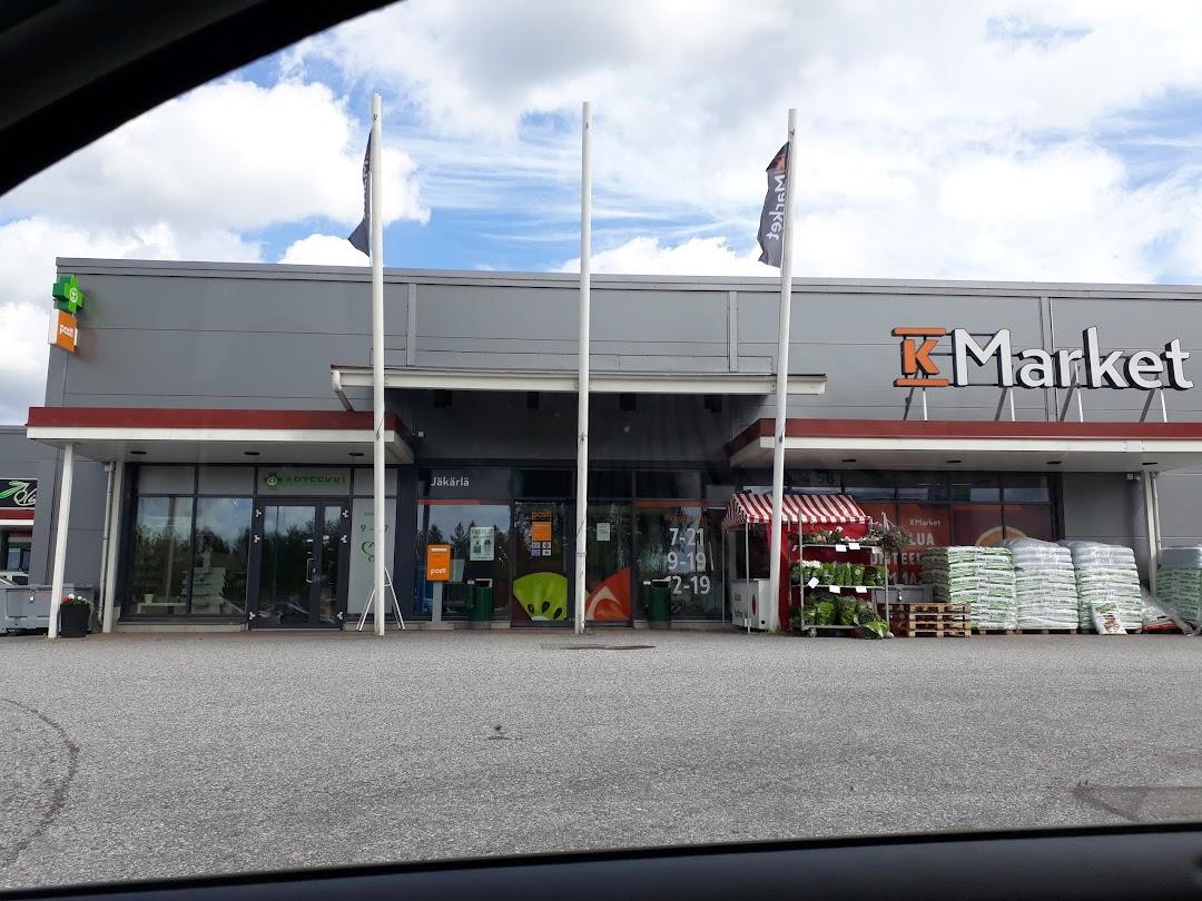 K-Market Jäkärlä