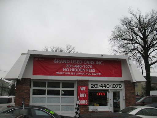 Used Car Dealer «Grand Used Cars Inc», reviews and photos, 180 US-46, Little Ferry, NJ 07643, USA