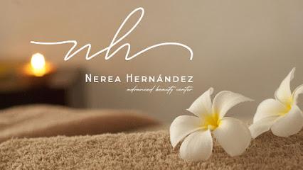 imagen de masajista Nerea Hernández Advanced Salud y Belleza Center