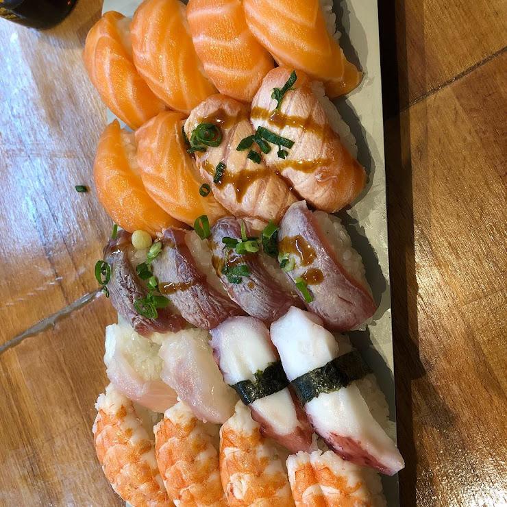 Sushi He Passeig de la Renaixença, 5, 08720 Vilafranca del Penedès, Barcelona