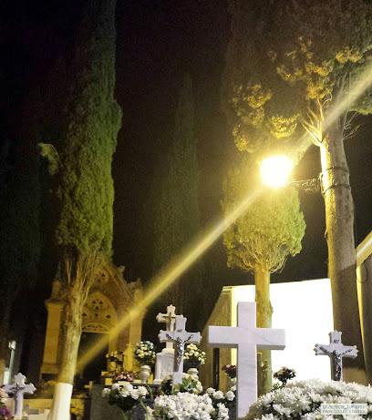 Cementerio de Frailes