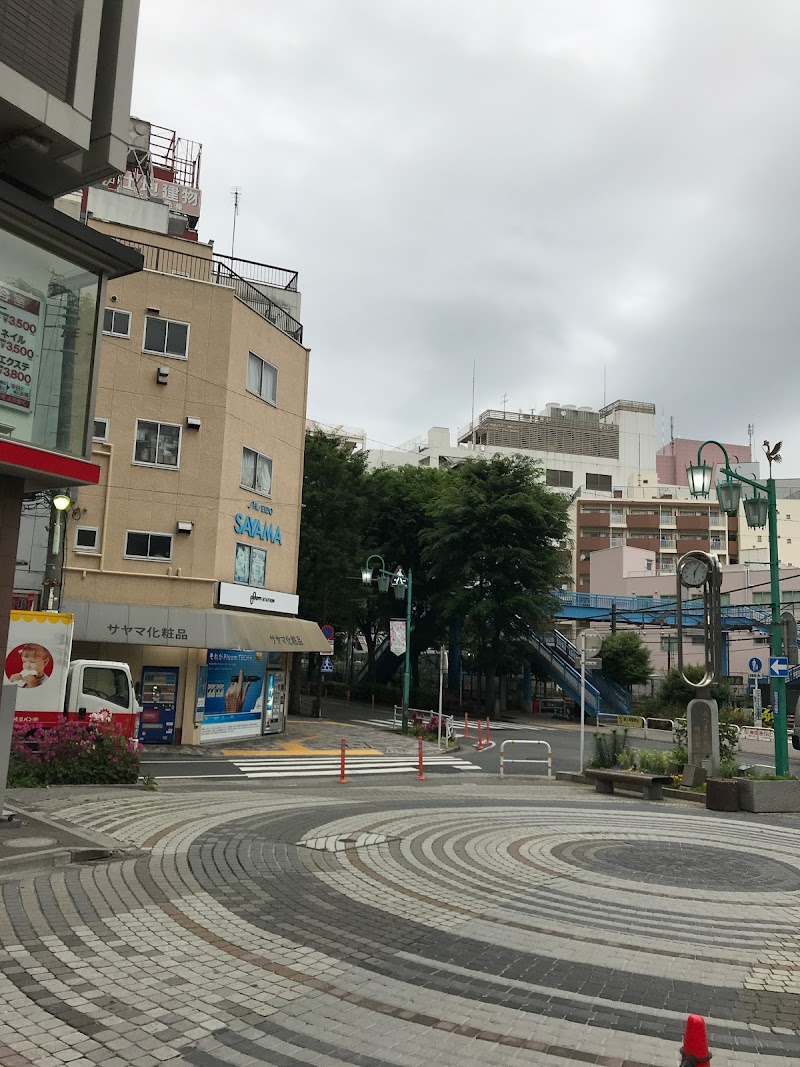 レンタカー 大 井町