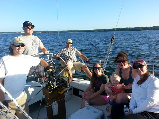 Boat Tour Agency «Chesapeake Bay Charters», reviews and photos, 255 Lore Rd, Solomons, MD 20688, USA