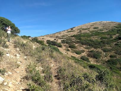 Inicio ruta El Terril