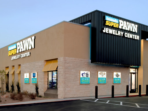 SuperPawn, 6720 W Olive Ave #2, Peoria, AZ 85345, Check Cashing Service