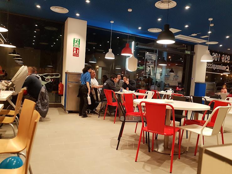 Domino's Pizza Carrer General Manso cantonada Barcelona ES, Av. de la Riera, 4, 08980 Sant Just Desvern, Barcelona