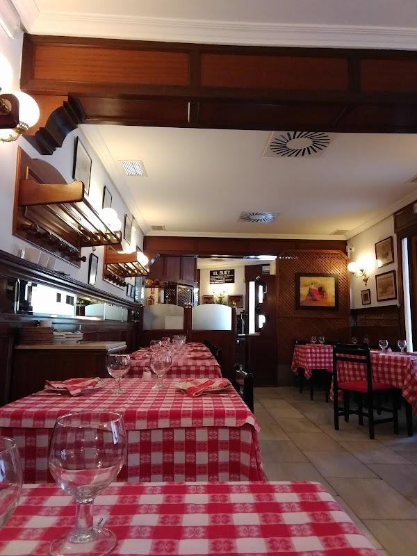 Restaurante El Buey
