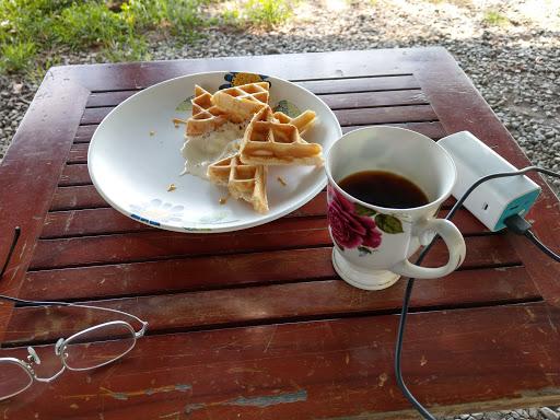 茉莉灣行動咖啡