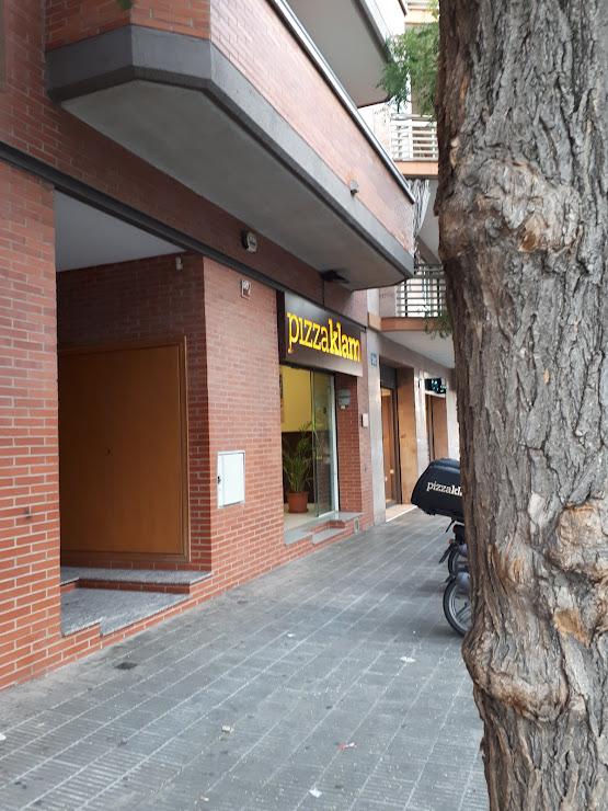Pizza Klam Igualada Av. de Balmes, 90, 08700 Igualada, Barcelona