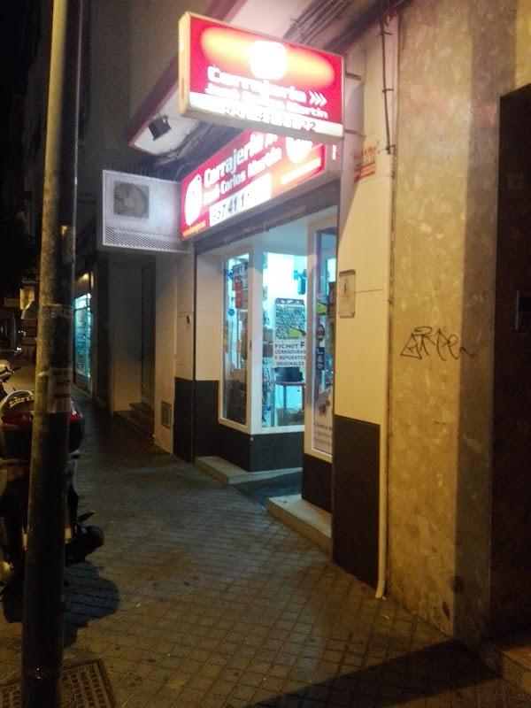 Cerrajería José Carlos Martín