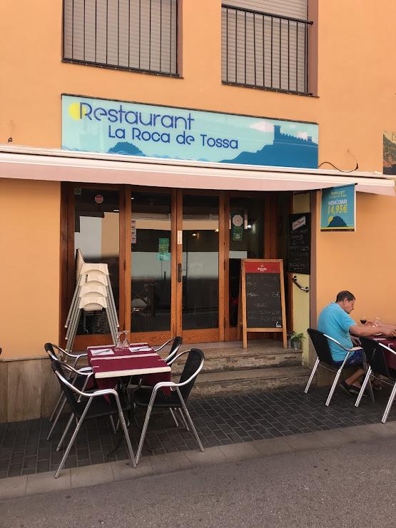 Restaurant La Roca de Tossa C/ Pola, 7, 17320 Tossa, Barcelona