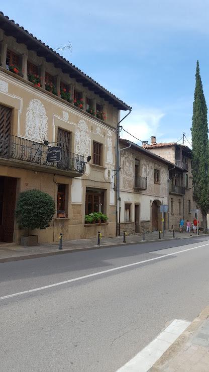 Fonda Ca la Manyana Avinguda Nostra Senyora de Montserrat, 38, 08504 Sant Julià de Vilatorta, Barcelona