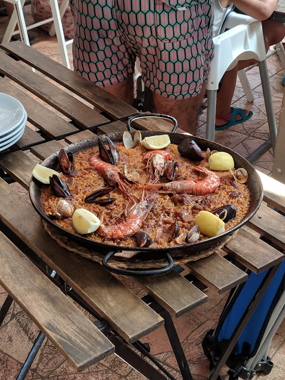 Xiringuito Restaurant Del Mar - Camping Joan Passeig Marítim, 88, 43850 Cambrils, Tarragona