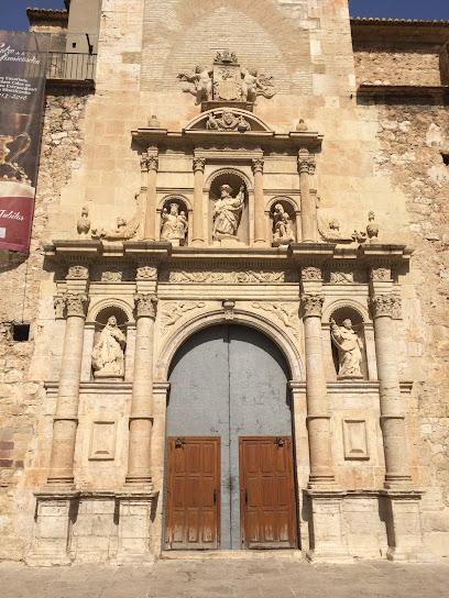 Església de Sant Jaume Apòstol d'Algemesí