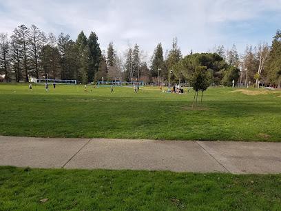 Serra Park tennis courts