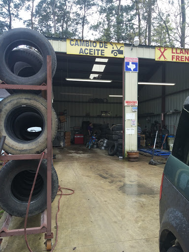 Tire Shop «Paco Tire Shop», reviews and photos, 25094 FM 1485, New Caney, TX 77357, USA