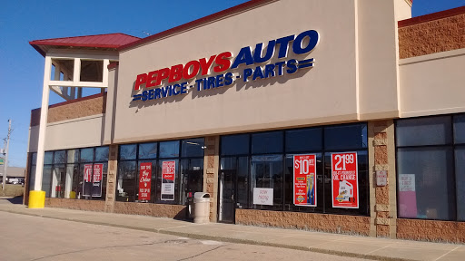 Auto Parts Store «Pep Boys Auto Parts & Service», reviews and photos, 4423 US-14, Crystal Lake, IL 60014, USA
