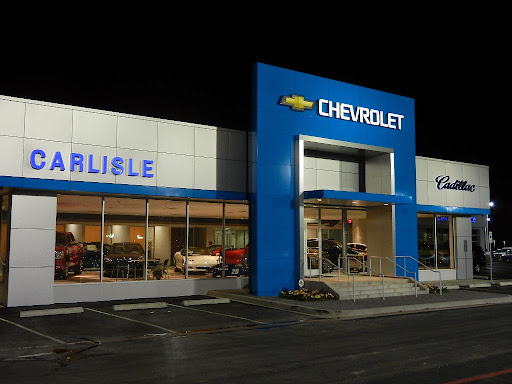 Car Dealer «Carlisle Chevrolet Buick GMC Cadillac», reviews and photos, 1701 US-287 BYP, Waxahachie, TX 75165, USA