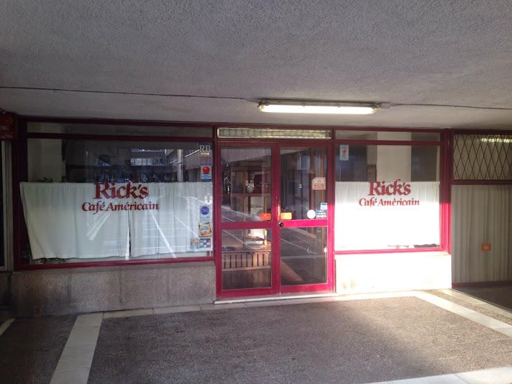 Rick's Café Américain Carrer de Sabino Arana, 22, 24, 08028 Barcelona