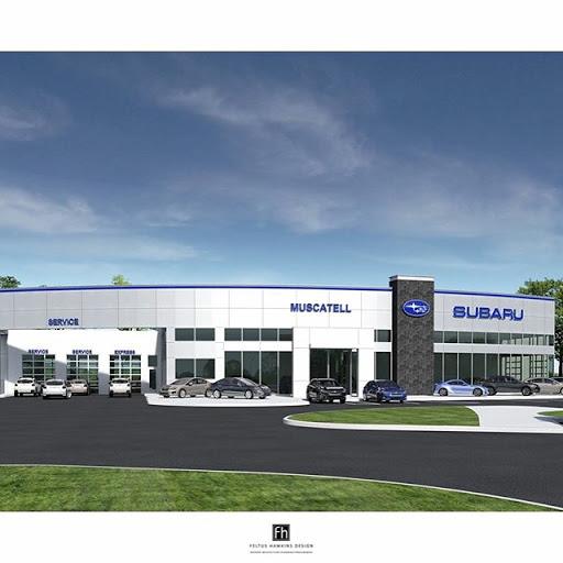 Subaru Dealer «Ward Muscatell Subaru», reviews and photos, 2911 11th St S, Moorhead, MN 56560, USA