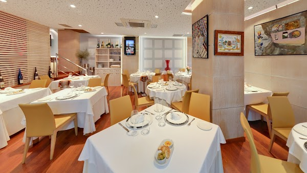 Restaurante Marisqueria Virgen del Mar