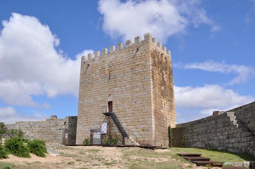 Castelo de Celorico da Beira, R. do Castelo 6, 6360-339 Celorico da Beira, Portugal, Abadia, estado Guarda