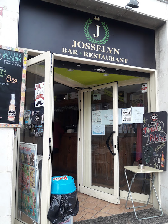 Josselyn Bar Restaurant Carrer d'Anselm Clavé, 3, 08130 Santa Perpètua de Mogoda, Barcelona