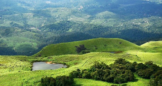 Tourist Places in Wayanad - Chembra Peak Photo