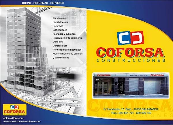 COFORSA Construcciones Forfoleda Salamanca S.L.