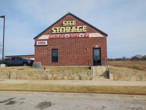 Plan-It Storage, 520 Blake St, Denton, TX 76208, Self-Storage Facility