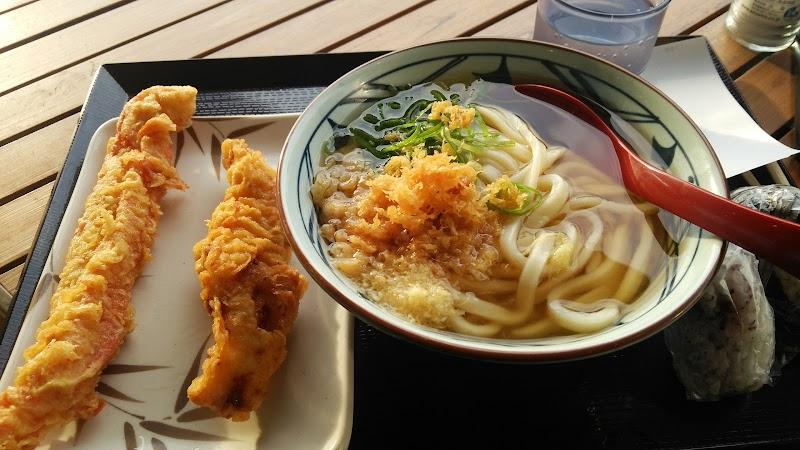 丸亀製麺中野セントラルパーク