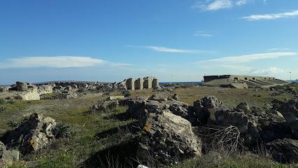 Ruins of Fort St. Barbara
