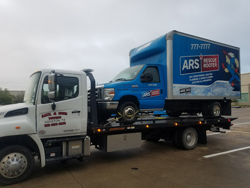 HVAC Contractor «ARS / Rescue Rooter Houston», reviews and photos