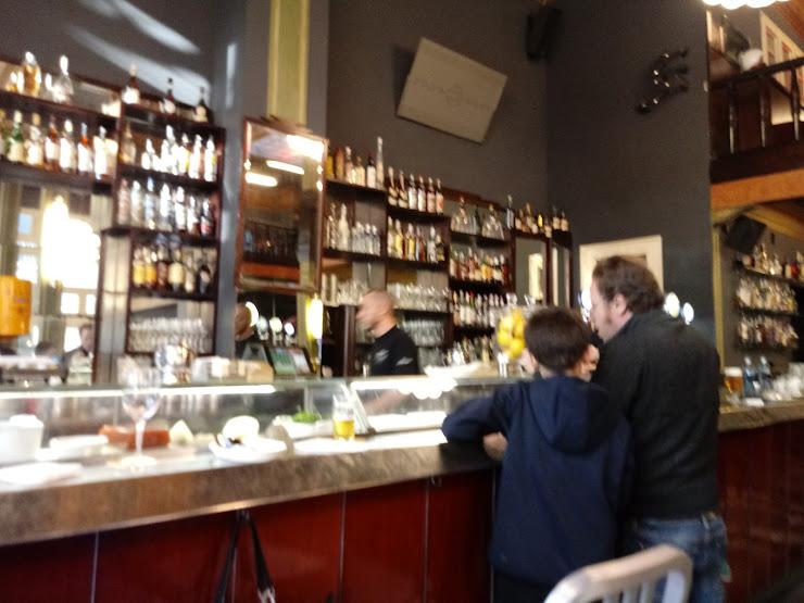 Café San Telmo Carrer de Buenos Aires, 60, 08036 Barcelona