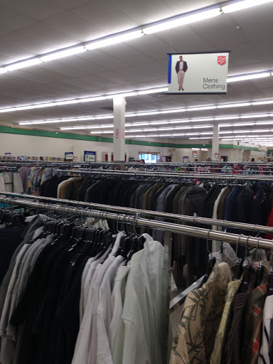 Salvation Army Thrift Store, 328 Park Ave, Corning, NY 14830, USA, Thrift Store