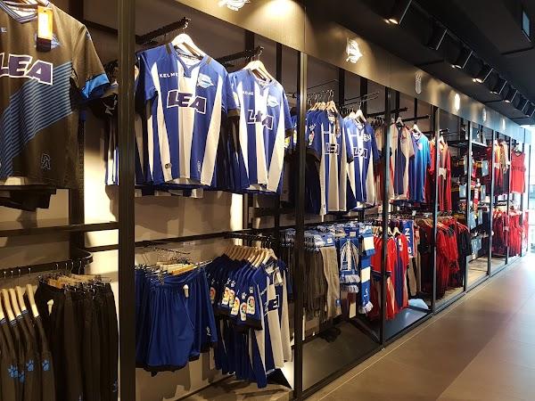 Baskonia Alavés Experience Store