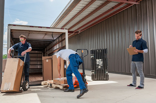 Mover «Blue Ribbon Moving and Storage», reviews and photos