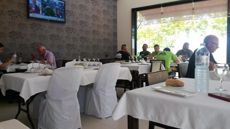 Restaurante Bosc de Ribera Carrer Berlín, 25, 43870 Amposta, Tarragona