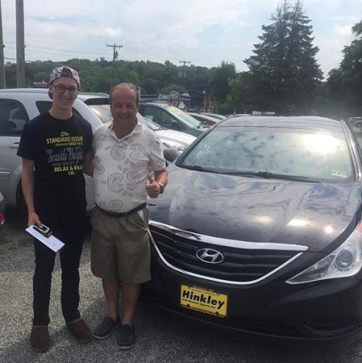 Used Car Dealer «Hinkley Auto Sales Inc», reviews and photos, 230 Newton Sparta Rd, Newton, NJ 07860, USA