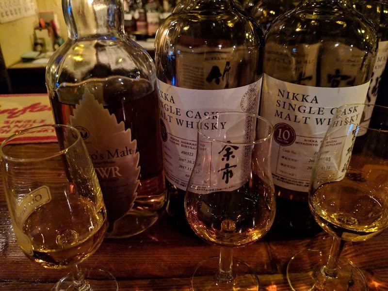 摩幌美(Whisky Bar)