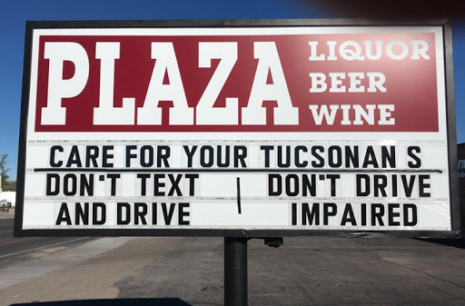 Beer Store «Plaza Liquors & Fine Wines», reviews and photos, 2642 N Campbell Ave, Tucson, AZ 85719, USA