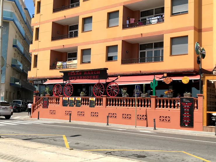 Texas Ranch Steakhouse Passao S'Abanell 2 BA, 17300 Blanes, Girona