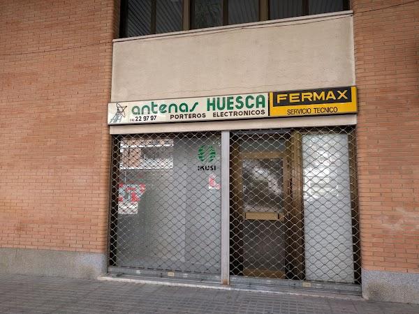 Antenas Huesca